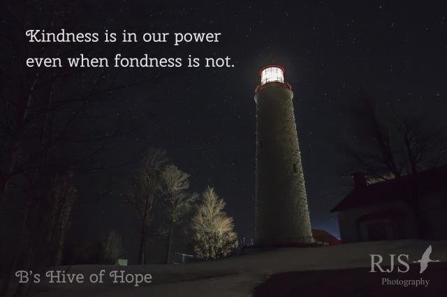 kindnessfondness