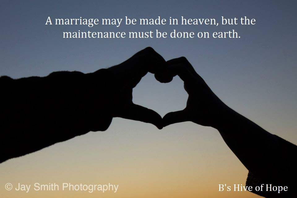 Marriage In Heaven New Earth