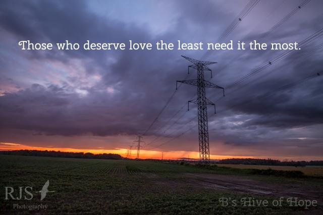 loveleastmost