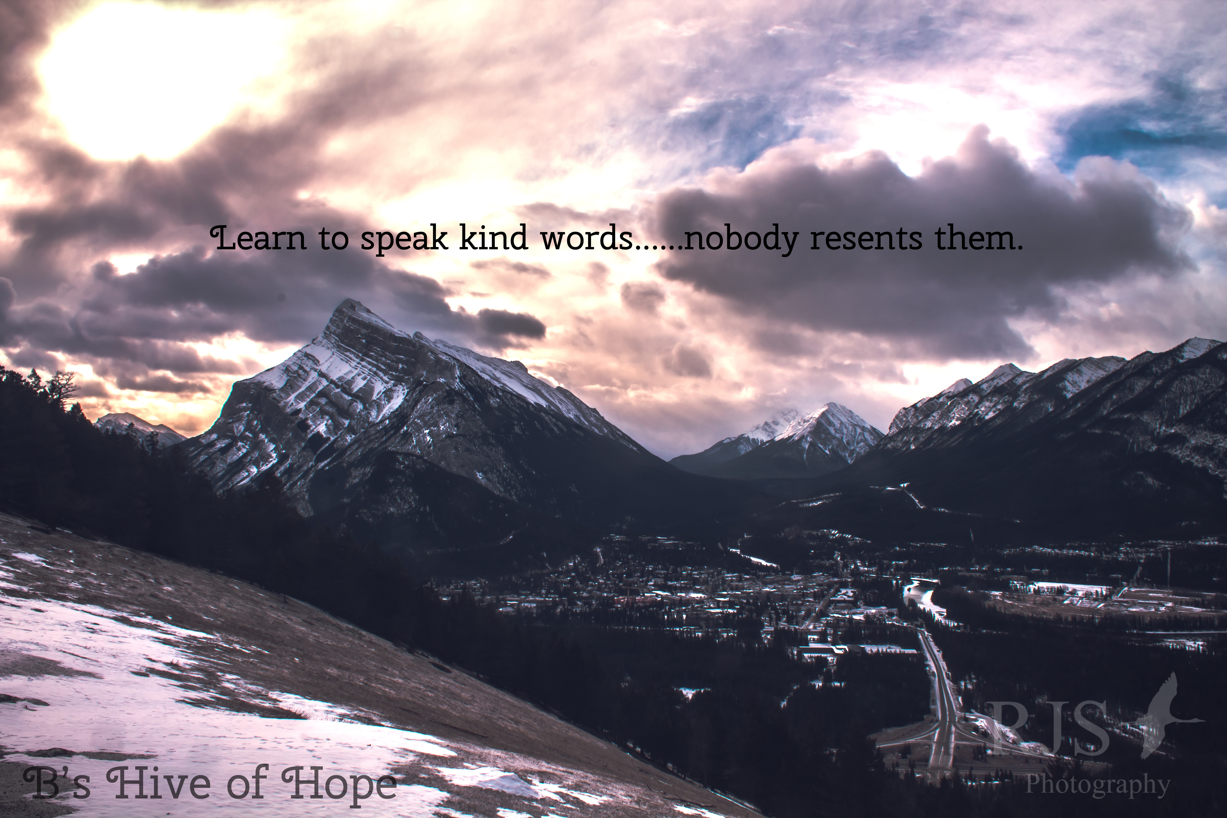 SpeakKindWords