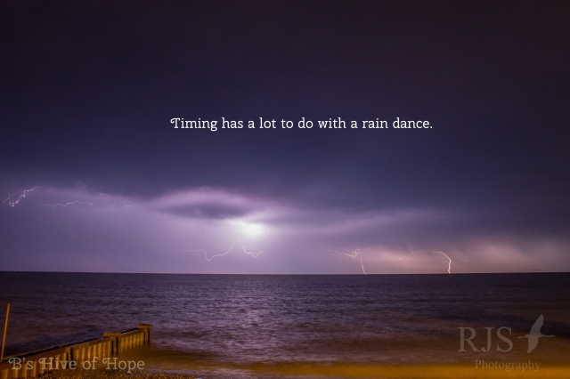 TimingRainDance